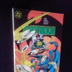 Cómics: BATMAN NUMERO 11 ZINCO - 1987. Lote 222165433