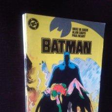 Cómics: BATMAN NUMERO 12 ZINCO - 1987. Lote 222165655