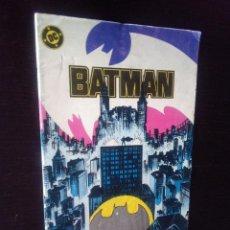 Cómics: BATMAN NUMERO 16 ZINCO - 1987. Lote 222165975