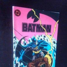 Cómics: BATMAN NUMERO 17 ZINCO - 1987. Lote 222166085