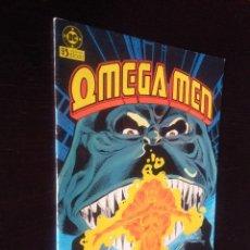 Cómics: OMEGA MEN 7 ZINCO - 1984. Lote 222166958