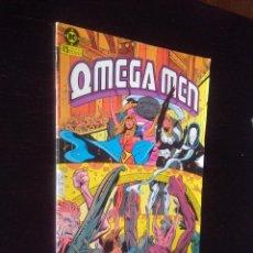 Cómics: OMEGA MEN 8 ZINCO - 1985. Lote 222167090