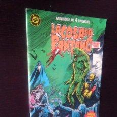 Cómics: LA COSA DEL PANTANO 2º SERIE 4 - 1988. Lote 222167775