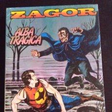 Cómics: ZAGOR 4 ALBA TRÁGICA-ZINCO. Lote 222175947