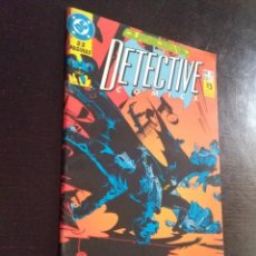 Cómics: CLASICOS DC 20 BATMAN DETECTIVE COMICS -52 PÁGINAS-ZINCO-DE KIOSCO. Lote 222227080