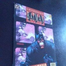 Cómics: LEYENDAS DE BATMAN 42-ZINCO-DE KIOSCO. Lote 222227443
