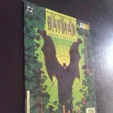 Cómics: LEYENDAS DE BATMAN 40-ZINCO. Lote 222227568