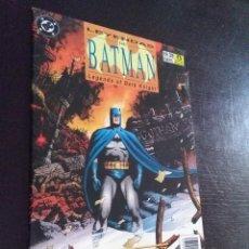 Cómics: LEYENDAS DE BATMAN 39-ZINCO-DE KIOSCO. Lote 222228068