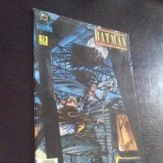 Cómics: LAS CRÓNICAS DE BATMAN 1-ZINCO. Lote 222228866