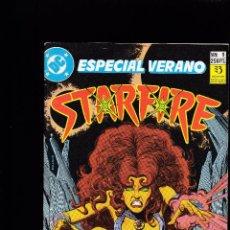 Cómics: STARFIRE ESPECIAL VERANO - 1991 - ZINCO .S.A -. Lote 222229046