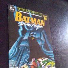 Comics: UNDERWORLD ESPECIAL-BATMAN DEVILS ASYLUM. Lote 222229096