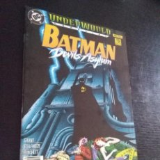 Cómics: UNDERWORLD ESPECIAL-BATMAN DEVILS ASYLUM. Lote 222229140
