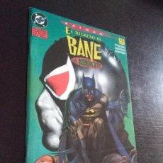 Comics: BATMAN EL REGRESO DE BANE-LA REDENCION-ESPECIAL DE 68 PÁGINAS-ZINCO. Lote 222229330