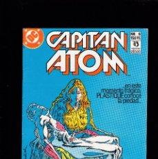Cómics: CAPITAN ATOM - Nº 6 DE 25 - 1990 - DC - ZINCO .S.A -. Lote 222237903