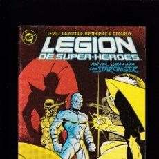 Cómics: LEGION DE SUPER-HEROES - Nº 13 DE 31 - 1987 - DC - ZINCO .S.A -. Lote 222238295