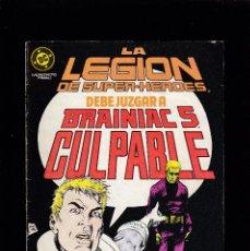 Cómics: LEGION DE SUPER-HEROES - Nº 17 DE 31 - 1987 - DC - ZINCO .S.A -. Lote 222238456