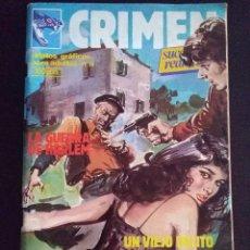 Cómics: CRIMEN 30 RELATOS GRAFICOS PARA ADULTOS-ZINCO. Lote 222258482
