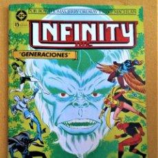 Cómics: INFINITY Nº 2 - GENERACIONES - EDICIONES ZINCO. Lote 222266593