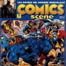 Cómics: COMICS SCENE 13-14 (ZINCO, SETIEMBRE Y DICIEMBRE DE1993). Lote 222390490