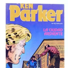 Comics: KEN PARKER 13. LA CIUDAD ARDIENTE (BERARDI / TREVISAN) ZINCO, 1983. BONELLI. OFRT. Lote 222406881