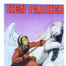 Cómics: KEN PARKER 10. LAS TIERRAS BLANCAS (BERARDI / MARRAFFA) ZINCO, 1983. BONELLI. OFRT. Lote 272516958
