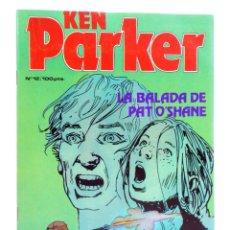Cómics: KEN PARKER 12. LA BALADA DE PAT O'SHANE (BERARDI / MILAZZO) ZINCO, 1983. BONELLI. OFRT. Lote 272516938