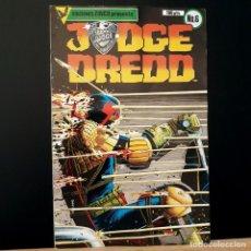 Cómics: JUDGE DREDD Nº 6 EDICIONES ZINCO PRESENTA. Lote 222467922