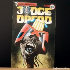 Cómics: JUDGE DREDD Nº 7 EDICIONES ZINCO PRESENTA. Lote 222468101