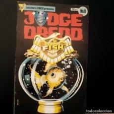 Cómics: JUDGE DREDD Nº 8 EDICIONES ZINCO PRESENTA. Lote 222468443