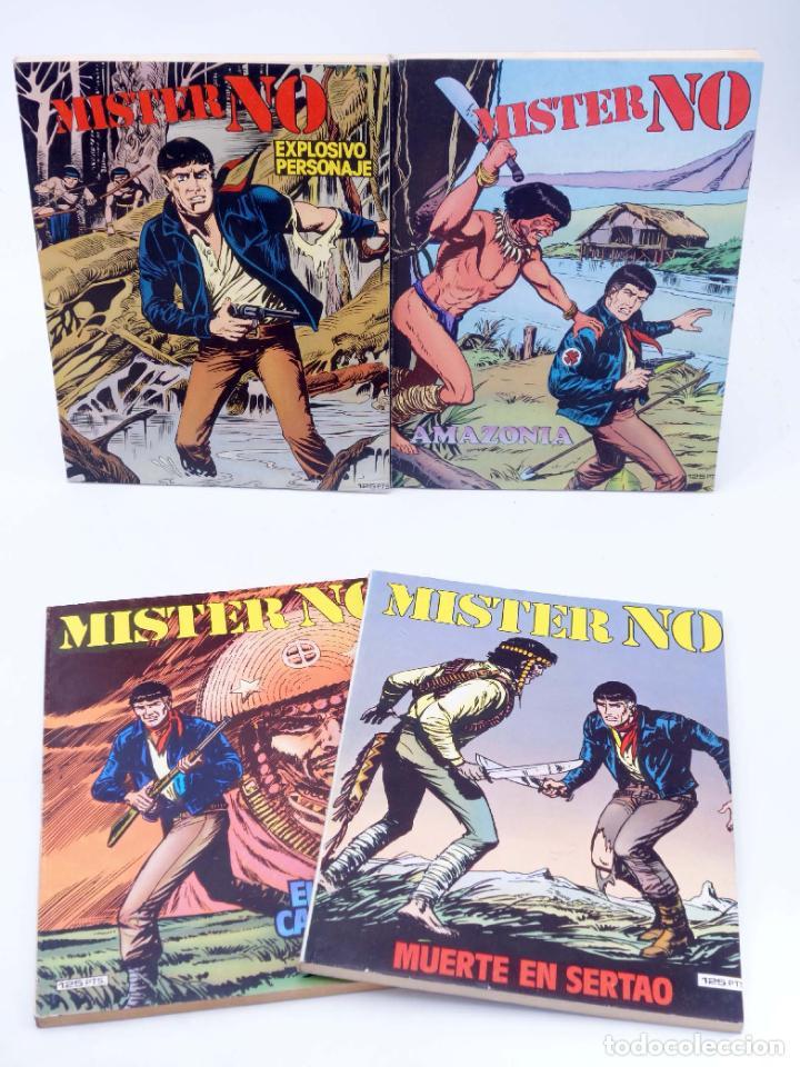 Cómics: MISTER NO 1 A 17. COMPLETA (G. Nolitta) Zinco, 1982. BONELLI. OFRT - Foto 4 - 271417903