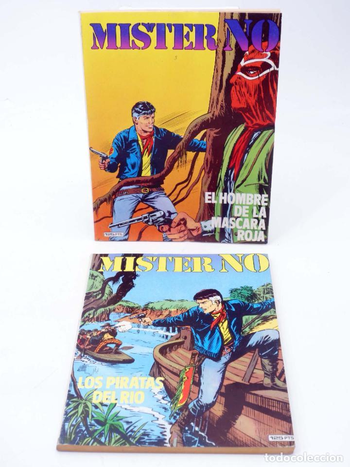 Cómics: MISTER NO 1 A 17. COMPLETA (G. Nolitta) Zinco, 1982. BONELLI. OFRT - Foto 6 - 271417903
