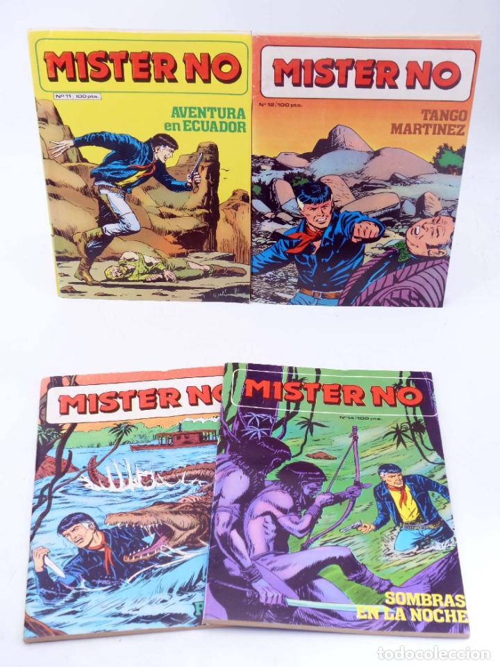 Cómics: MISTER NO 1 A 17. COMPLETA (G. Nolitta) Zinco, 1982. BONELLI. OFRT - Foto 7 - 271417903