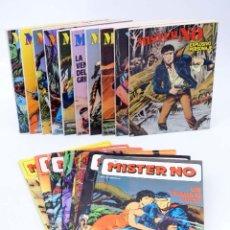 Cómics: MISTER NO 1 A 17. COMPLETA (G. NOLITTA) ZINCO, 1982. BONELLI. OFRT. Lote 222482058
