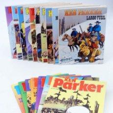 Cómics: KEN PARKER 1 A 17. COMPLETA (BERARDI) ZINCO, 1982. BONELLI. OFRT. Lote 222482702