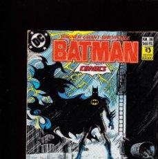 Cómics: BATMAN - Nº 36 DE 72 - 1987 - DC - ZINCO .S.A -. Lote 222557483