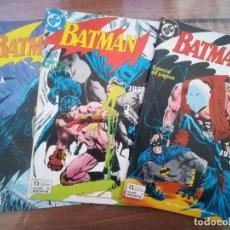 Cómics: BATMAN. JUSTICIA CIEGA. DC ZINCO. COMPLETA. Lote 222616823
