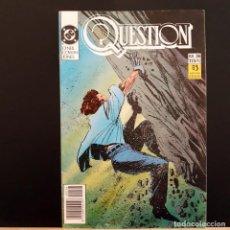 Cómics: QUESTION Nº 36 EDICIONES ZINCO. Lote 222647988
