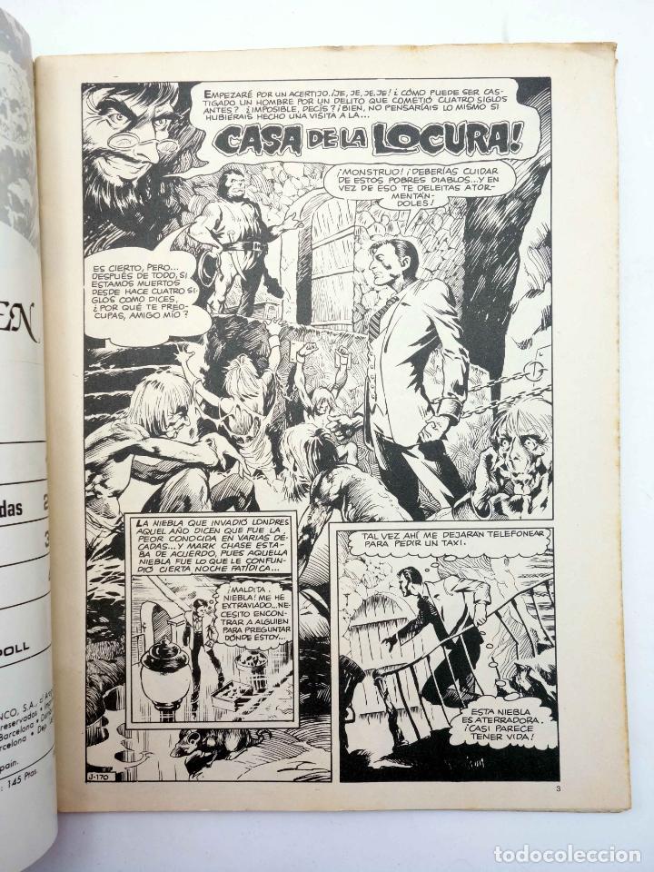 Cómics: DOSSIER NEGRO. LOTE DE 13 (Vvaa) Zinco / Giesa, 1983. VER LISTA. OFRT - Foto 5 - 268973264