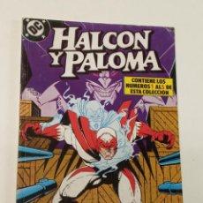 Cómics: HALCÓN Y PALOMA / RETADO CON LOS NÚMEROS DEL 1 AL 5 / ZINCO. Lote 222735891