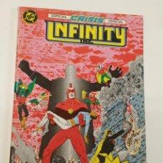 Comics : INFINITY / RETAPADO CON LOS NÚMEROS DEL 15 AL 18 / ZINCO. Lote 222736163