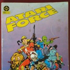 Cómics: ATARI FORCE 1-2-3-4-5. Lote 222799803
