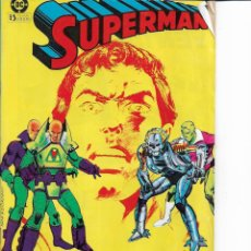 Cómics: COMIC ZINCO - SUPERMAN. NÚMERO 22. Lote 222968860