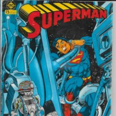 Cómics: COMIC ZINCO - SUPERMAN. NÚMERO 21 AL 25. Lote 222969628