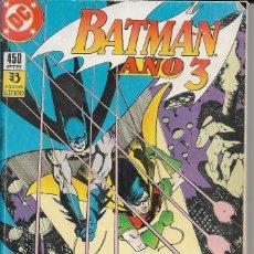 Cómics: COMIC ZINCO - BATMAN. AÑO 3 Y CLAYFACE. Lote 222977462