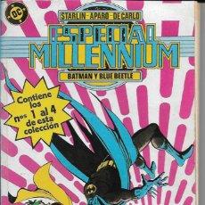 Cómics: COMIC ZINCO - BATMAN Y BLUE BEETLE. ESPECIAL MILLENNIUM. Nº 1 AL 4. Lote 222978138
