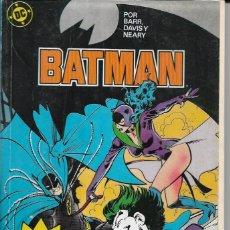Cómics: COMIC ZINCO - BATMAN. Nº 7 AL 11. Lote 222978673