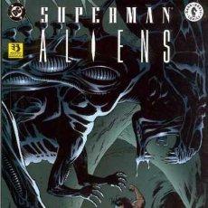 Comics : SUPERMAN VS. ALIENS Nº 3 - ZINCO. Lote 223053386