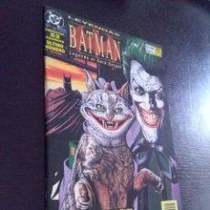 Cómics: LEYENDAS DE BATMAN 44-ESPECIAL 52 PÁGINAS-ÚLTIMO NUMERO-ZINCO-DE KIOSCO. Lote 223210745