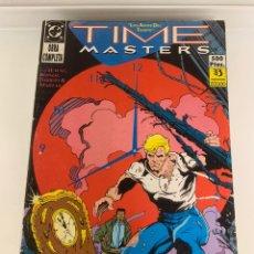 Fumetti: TIME MASTERS - EDICIONES ZINCO - RETAPADO. Lote 223278540