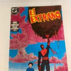 Fumetti: EL EXTRAÑO - EDICIONES ZINCO. Lote 223278843